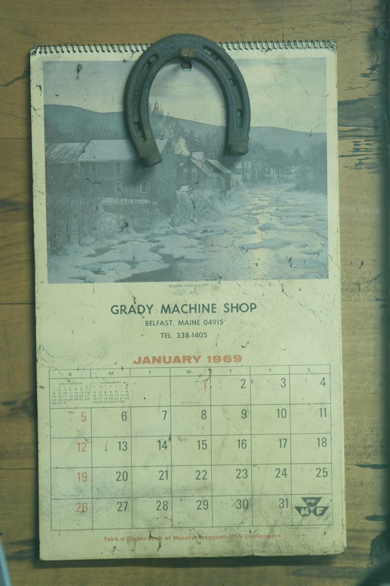 Grady Calendar