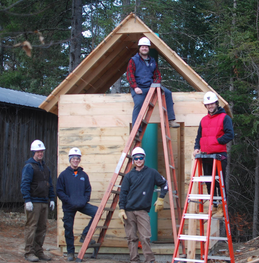 Privy Construction Crew
