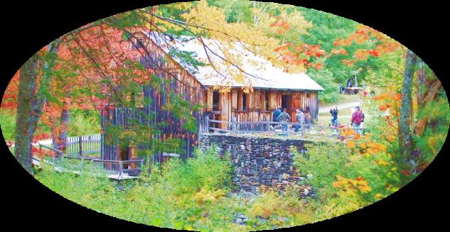 Sawmill in Fall